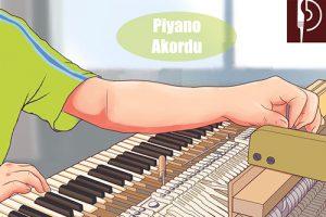Piyano Akordu Nasıl Yapılır?