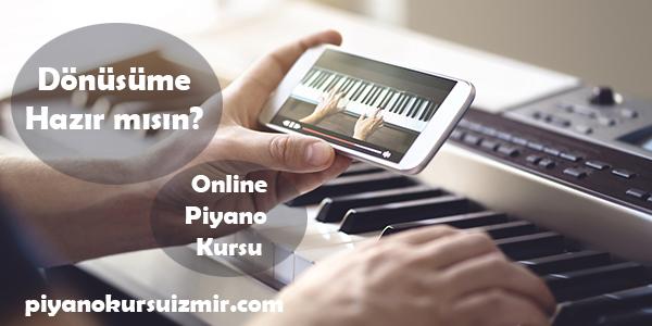 online-Piyano-Kursu